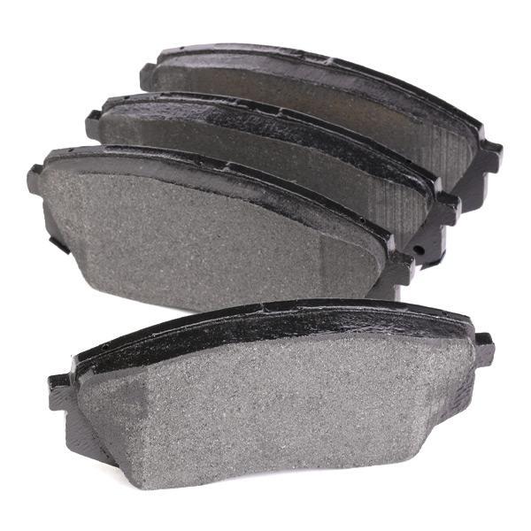2520501 Bremsbeläge Q+ TEXTAR 25206 - Große Auswahl - stark reduziert