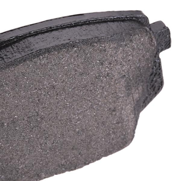 2520501 Bremsbelagsatz TEXTAR - Markenprodukte billig