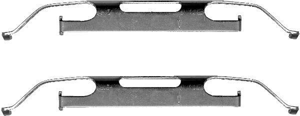 OE Original Bremssattel Reparatursatz 82059200 TEXTAR