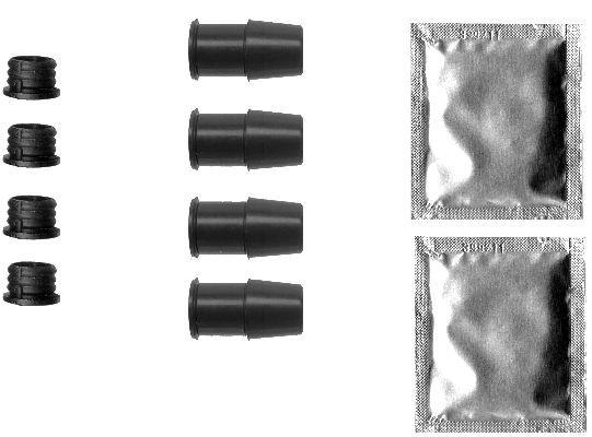 Achetez Kits de réparation TEXTAR 82062900 () à un rapport qualité-prix exceptionnel