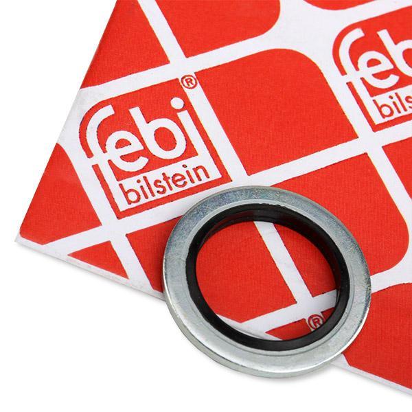 Acheter Bouchon de vidange Épaisseur: 1,5mm, Ø: 24,0mm, Diamètre intérieur: 16,7mm FEBI BILSTEIN 44793 à tout moment