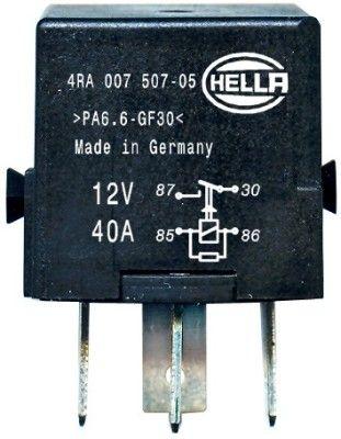 Achetez Habitacle HELLA 4RA 007 507-051 () à un rapport qualité-prix exceptionnel