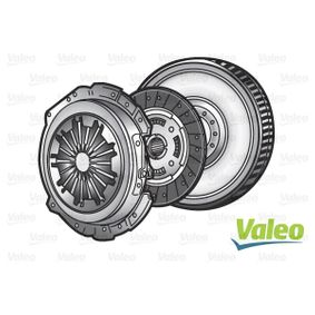 835149 VALEO Conversion from dual-mass flywheel to single-mass flywheel, KIT4P - CONVERSION KIT, with clutch pressure plate, without central slave cylinder, with flywheel, with screw set, with clutch plate Clutch Kit 835149 cheap
