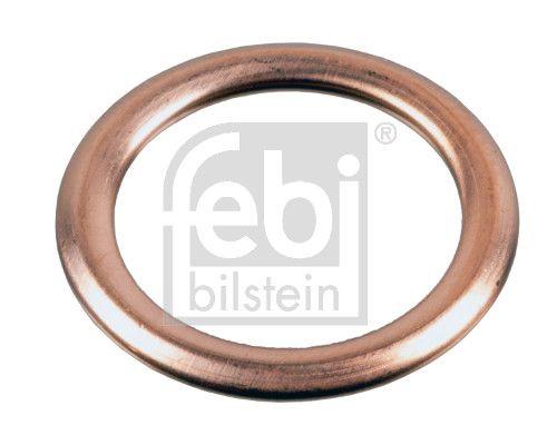 RENAULT TWINGO 2015 Ablassschraube Öl - Original FEBI BILSTEIN 44850 Dicke/Stärke: 2,0mm, Ø: 22,0mm, Innendurchmesser: 16,0mm