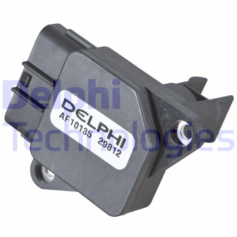 Reservdelar TOYOTA MR 2 1999: Luftmassesensor DELPHI AF10135-12B1 till rabatterat pris — köp nu!