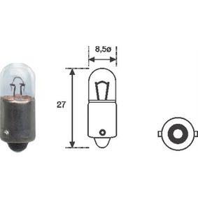 Koop en vervang Gloeilamp, knipperlamp MAGNETI MARELLI 002893100000