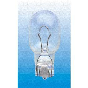 Köp och ersätt Glödlampa, blinker MAGNETI MARELLI 002893100000