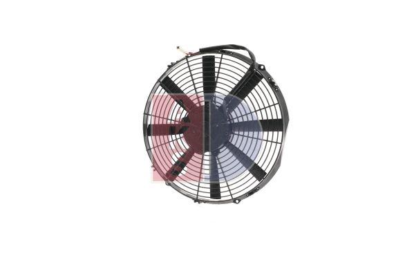 OE Original Lüfter, Klimakondensator 870201N AKS DASIS