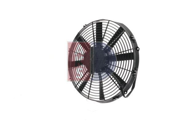 Original SKODA Lüfter, Klimakondensator 870205N