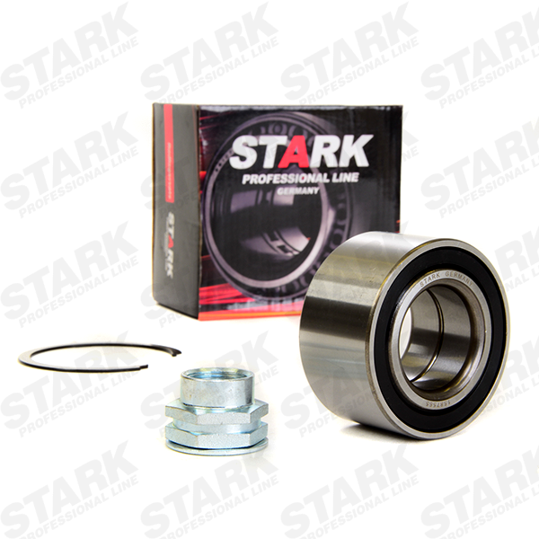 Alfa Romeo SPIDER 2002 Bearings STARK SKWB-0180216: Front axle both sides, with integrated magnetic sensor ring