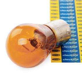 Glühlampe, Blinkleuchte MAGNETI MARELLI 008507100000 Pkw-ersatzteile für Autoreparatur