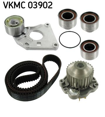 SKF | Wasserpumpe + Zahnriemensatz VKMC 03902
