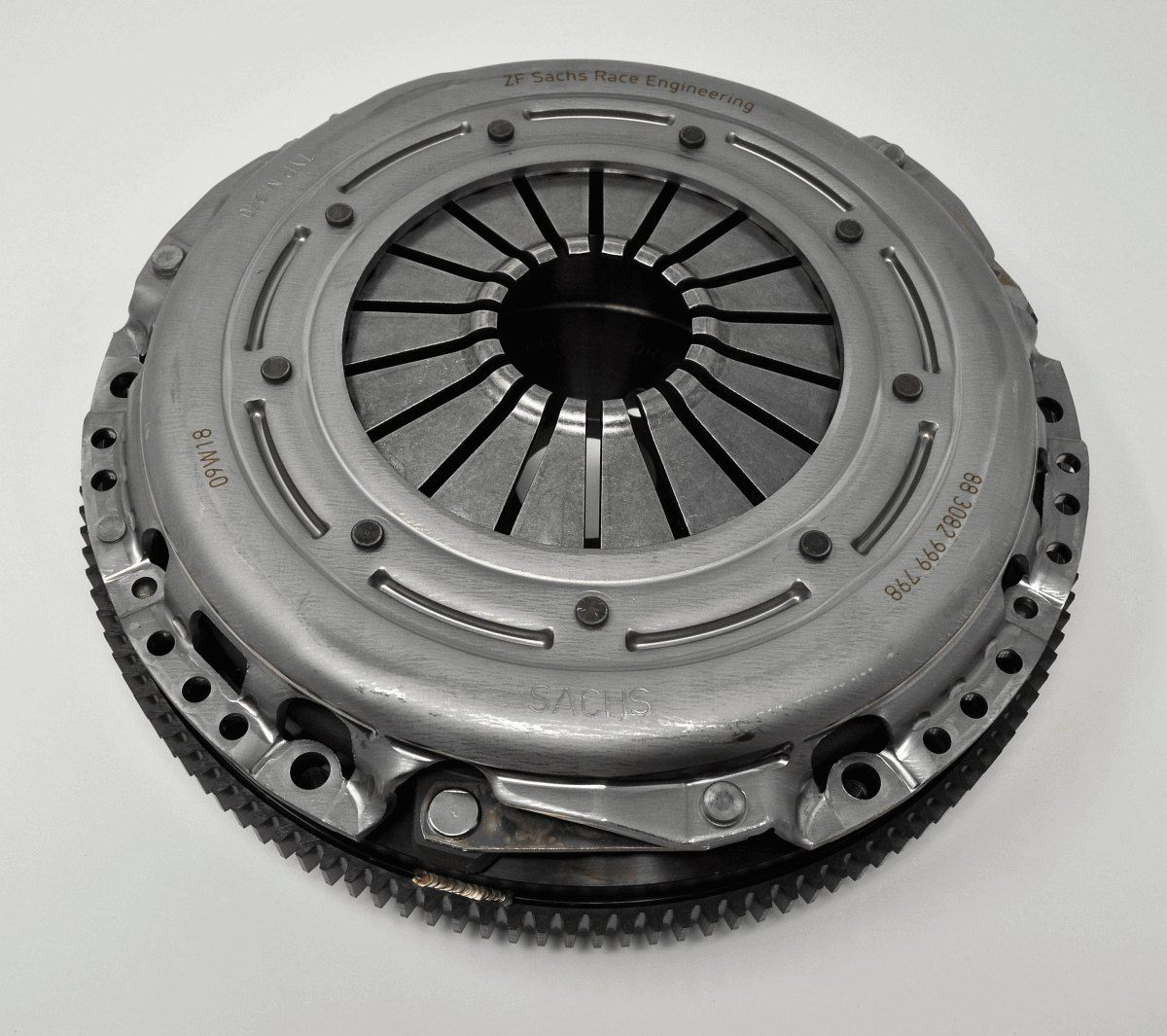 Clutch set 883089 000112 SACHS PERFORMANCE — only new parts
