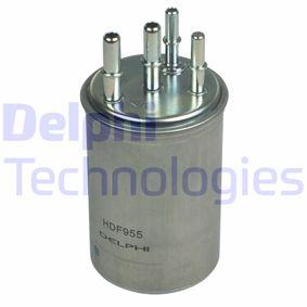 HDF955 DELPHI Kraftstofffilter HDF955 günstig kaufen