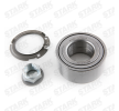 Wheel hub bearing SKWB-0180131 STARK — only new parts