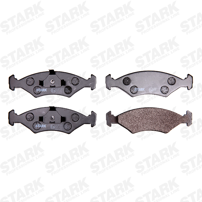 SKBP-0011075 STARK Bremsbelagsatz, Scheibenbremse Bewertung