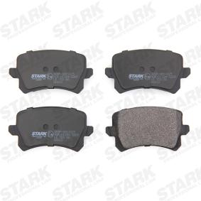 SKBP-0011015 Bremsbelagsatz STARK - Markenprodukte billig