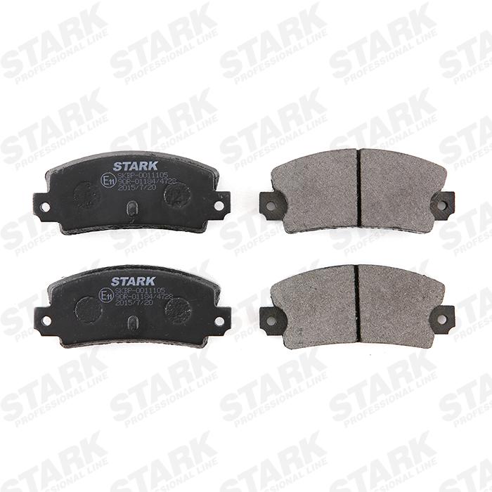 Achetez Tuning STARK SKBP-0011105 (Hauteur 1: 49,3mm, Largeur 1: 109,8mm, Épaisseur 1: 14mm) à un rapport qualité-prix exceptionnel