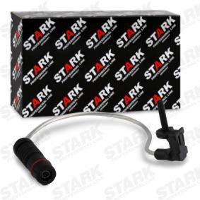Køb og udskift Slidindikator, bremsebelægning STARK SKWW-0190049