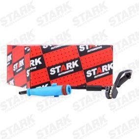 Aγοράστε και αντικαταστήστε τα Προειδοπ. επαφή, φθορά υλικού τριβής των φρένων STARK SKWW-0190036