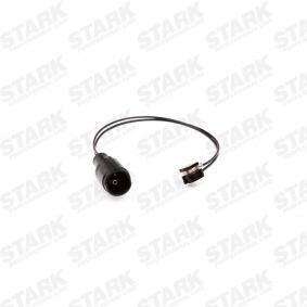 Pērc un aizvieto Indikators, Bremžu uzliku nodilums STARK SKWW-0190045