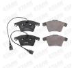 Bremsbelagsatz, Scheibenbremse STARK SKBP-0011034 Bewertungen