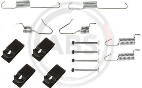 A.B.S. Accessory Kit, parking brake shoes