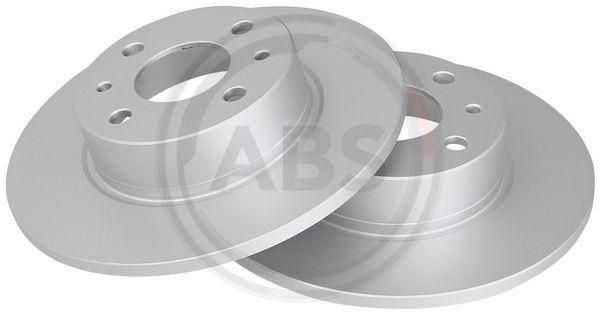 A.B.S. Brake Disc