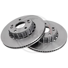 Brake Disc A B S  Front Axle, Ø: 280,0mm, Vented — item