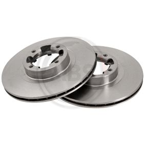 Bremžu diski 15656 par SUBARU LEONE ar atlaidi — pērc tagad!