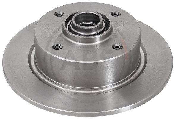 Achetez Disques de frein A.B.S. 15760 (Ø: 278mm, Jante: 4Trou, Épaisseur du disque de frein: 9,5mm) à un rapport qualité-prix exceptionnel