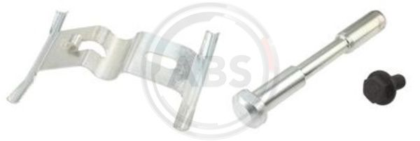 Metzger Disc Brake Pads Accessory Kit For AUDI PORSCHE VW Q7 Cayenne 608165800