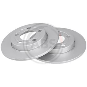 Brake Disc 17009 at a discount — buy now!