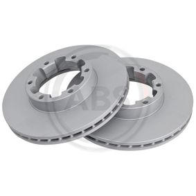 Brake Disc 17620 at a discount — buy now!