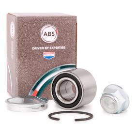 200004 A.B.S. Ø: 52,0mm, Innendurchmesser: 25,0mm Radlagersatz 200004 günstig kaufen