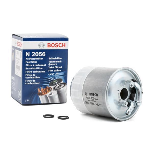 1 Kraftstofffilter BOSCH F 026 402 056 passend für CHRYSLER DODGE MERCEDES-BENZ