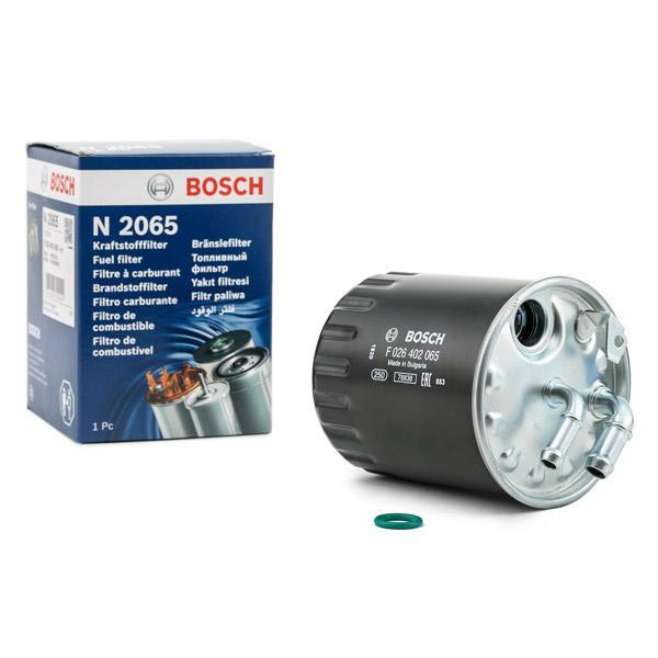 Drivstoffilter BOSCH F 026 402 065 Anmeldelser