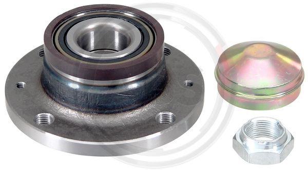 Купете 201119 A.B.S. с вграден колесен лагер, с интегриран магнитен сензорен пръстен Главина на колелото 201119 евтино