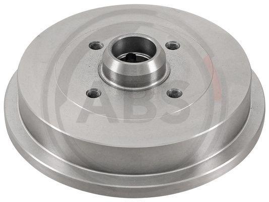 A.B.S.: Original Bremstrommel 2325-S (Felge: 4-loch)