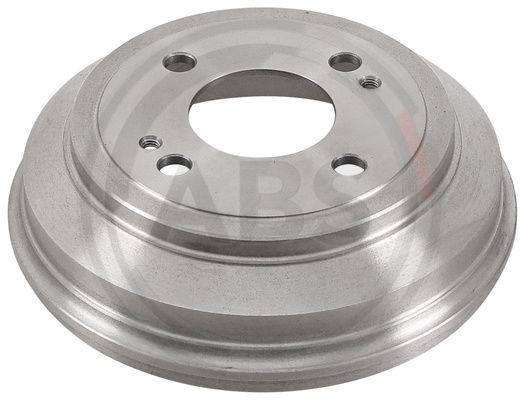 A.B.S.: Original Bremstrommel 2345-S (Felge: 4-loch)