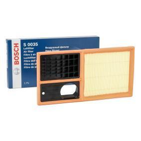 Vzduchový filtr F 026 400 035 pro SKODA ROOMSTER ve slevě – kupujte ihned!