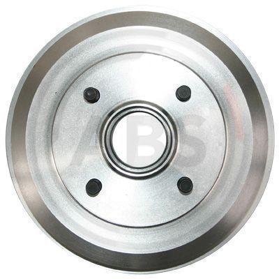 A.B.S.: Original Bremstrommel 2715-S (Felge: 4-loch)