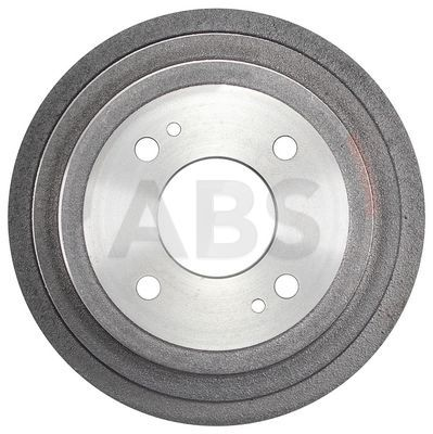 A.B.S.: Original Bremstrommel 2837-S (Felge: 4-loch)