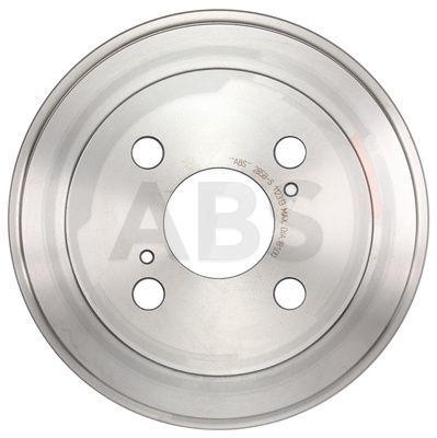 A.B.S.: Original Trommelbremsen set 2858-S (Felge: 4-loch)