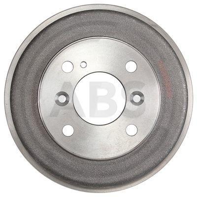 A.B.S.: Original Bremstrommel 2867-S (Felge: 4-loch)