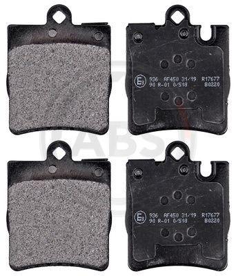 37022 Bremssteine A.B.S. in Original Qualität