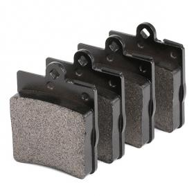 37022 Bremsbelagsatz A.B.S. - Markenprodukte billig