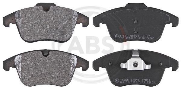 Bremsklötze A.B.S. 37568