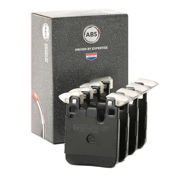 A.B.S. | Bremsbelagsatz, Scheibenbremse 37953