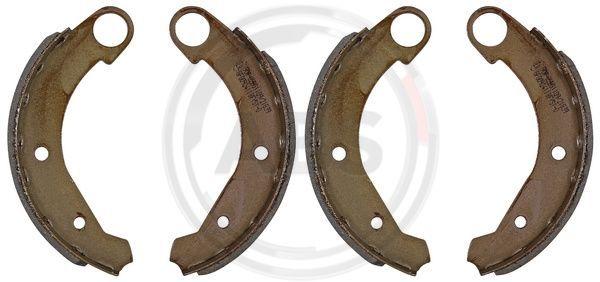OE Original Bremsbacken für Trommelbremse 8402 A.B.S.